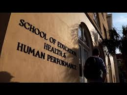 School of Education, Health, and Human Performance - College of ...