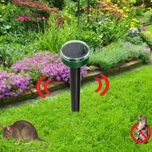 Buy <b>solar power ultrasonic</b> snake mouse and get free shipping on ...