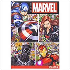 Buy Best of Marvel Look and Find - Spider-Man ... - Amazon.in