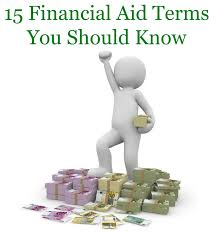 Financial Aid Terms Students  and Parents  Should Know  Cost of    Financial Aid Terms Students  and Parents  Should Know  Cost of Attendance