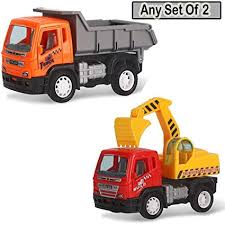 Buy SAISAN ABS <b>Plastic</b> City Toy <b>Car</b> Builder for Kid's Construction ...
