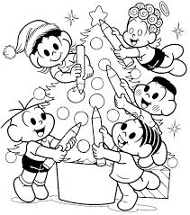 Resultado de imagem para imagens de natal para colorir