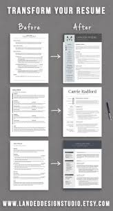 best ideas about professional resume examples completely transform your resume for 15 a professionally designed resume template