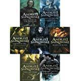 Andrzej Sapkowski Witcher Series <b>8</b> Books Collection <b>Set</b> (The Last