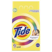 <b>Tide</b> Color для <b>чувствительной</b> кожи • <b>Стиральный порошок</b> ...