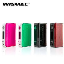<b>Original WISMEC SINUOUS V200</b> TC Box Mod Output 200W ...