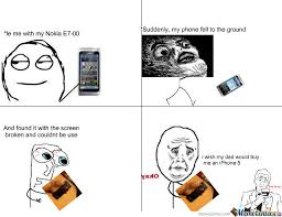 Broken Phone by marcellinus.oliver - Meme Center via Relatably.com