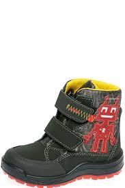 Ботинки для мальчика <b>Ricosta</b> 57317/487/62RIK Чёрный купить в ...
