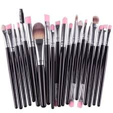 <b>20pcs</b> Makeup Brushes Synthetic Make Up Brush <b>Set</b> Tools ...