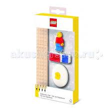 <b>Lego Набор</b> канцелярский с минифигурой - Акушерство.Ru