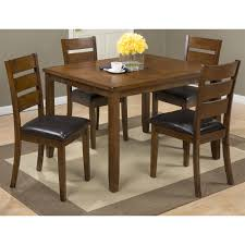 4 chair kitchen table: plantation dining table amp  chairs set
