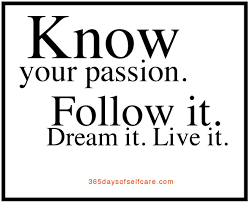 Image result for Passion in life