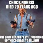 chuck norris Meme Generator - Imgflip via Relatably.com