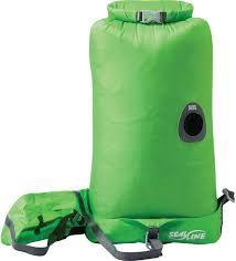 <b>Гермомешок Sealline BlockerLite</b> Dry Compress, 10266, зеленый ...
