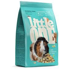 Стоит ли покупать <b>Корм</b> для морских свинок <b>Little One Guinea</b> Pigs?
