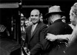 「1932, al capone arrested in atlanta jail」の画像検索結果