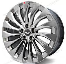Оригинальные <b>колесные диски R19</b> (радиус) Kia <b>Hyundai</b>