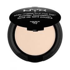 <b>Пудра</b> компактная <b>NYX</b> Stay Matte But Not Flat <b>Powder</b> Foundation ...
