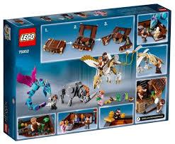Купить <b>Конструктор LEGO Harry</b> Potter 75952 Чемодан Ньюта ...