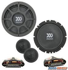 2-компонентная акустика <b>Morel Virtus</b> Nano <b>602</b> | Характеристики ...