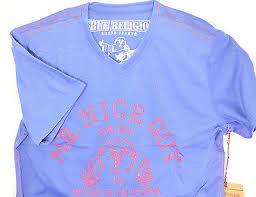 $225 True Religion, мужская, синяя, красная, V-образным ...