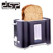 <b>DSP Toaster</b> Bread Maker <b>2 Slices</b> Warm For Bread Sandwich ...