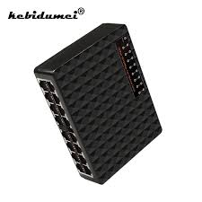 kebidumei <b>High Quality 10</b>/100Mbps 16 <b>Ports</b> Fast Ethernet Network ...