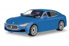 """Пластиковый <b>конструктор COBI</b> """"Суперкар <b>Maserati Ghibli</b>"""" - COBI ..."""