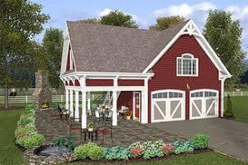Garage Apartment Plans   Houseplans comFarmhouse Exterior   Front Elevation Plan       Houseplans com