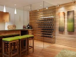 view in gallery floor to ceiling glass walls employed in this cool contemporary wine cellar intoxicating design 29 awesome wine cellar