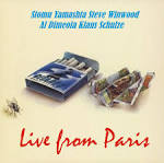 Go Live from Paris