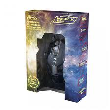 Купить <b>Мышь Ritmix ROM-380 SC Black</b> USB по низкой цене с ...