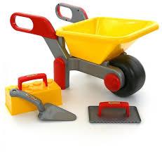 <b>Полесье</b> Тачка №4 + <b>Набор каменщика №2</b> (42064) — купить по ...