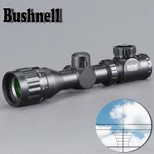 BUSHNELL <b>2 6X32 Hunting Green Red</b> Dot Illuminated Tactical ...