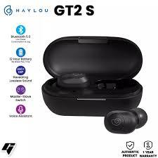 <b>Haylou GT2S</b> True Wireless Earphones TWS <b>Bluetooth</b> 5.0 Dual ...