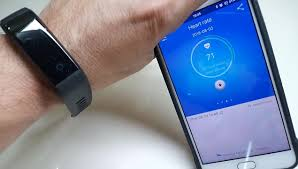Umiwe <b>ID115 PLUS Smart Bracelet</b> Heart... - Gadget House Sylhet