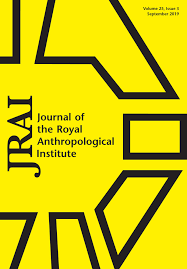 Wiley Online Library - Journal of the Royal Anthropological Institute