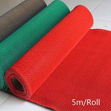green mat living room m roll non slip bath room mat bathroom rug floor carpet pvc plaid toil