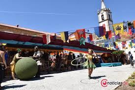 Feria Medieval de Pinhel, vivir y disfrutar la historia hasta el domingo