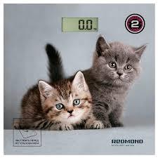 <b>Весы напольные Redmond RS 735</b> Котята купить в Махачкале ...
