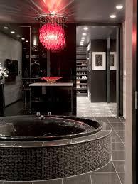 modern bathroom lighting design with futuristic style ideas awesome and elegant black luxury bathroom scheme bathroom lighting scheme