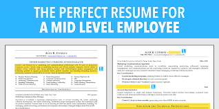 the write resume mid level samples mid level net developer resume 6 reasons this is an excellent resume for a mid level employee mid level net developer