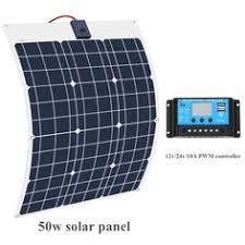 <b>Boguang</b> Brand Solar Battery <b>Flexible</b> Solar Panel 50W 12V 24v ...