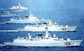Image result for chinese ships in alaska coast