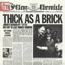 <b>Thick</b> as a Brick by <b>Jethro Tull</b> (Album, Progressive Rock): Reviews ...