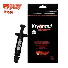 <b>Thermal Grizzly Kryonaut</b> Paste Cooler <b>Grease</b> 12.5W/m.k Water ...