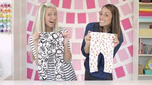 How to Sew a Pair of <b>Leggings</b>, two ways---for any age! - YouTube