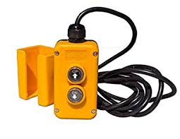 Fisters 4 Wire Dump Trailer <b>Remote Control Switch</b> fits Double ...