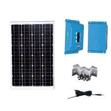 <b>Panneau Solaire</b> Monocristallin 12v 60W <b>Solar Kit</b> Solar Controller ...