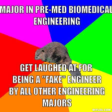 engineering-major-beaver-meme-generator-major-in-pre-med-biomedical-engineering-get-laughed-at-for-being-a-fake-engineer-by-all-other-engineering-majors-1 ... via Relatably.com